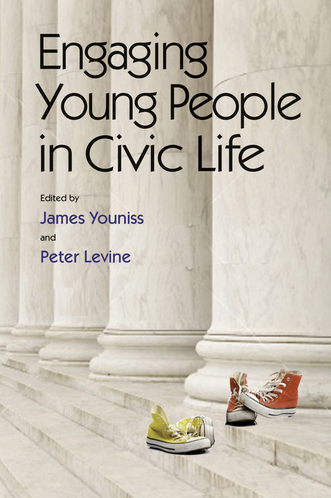 Youniss and Levine book cover