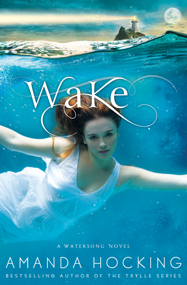 Watersong Series: Wake-Book 1