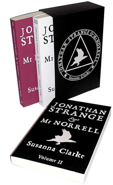 Jonathan Strange 3-vol. collector's