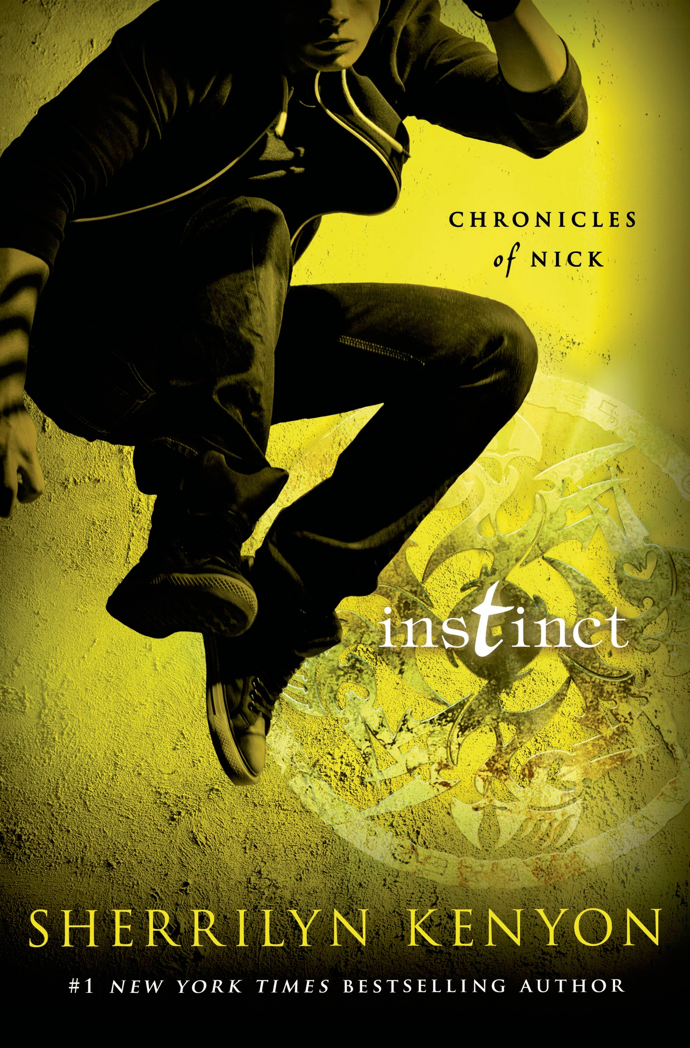 Instinct /#6 Chronicles of Nick