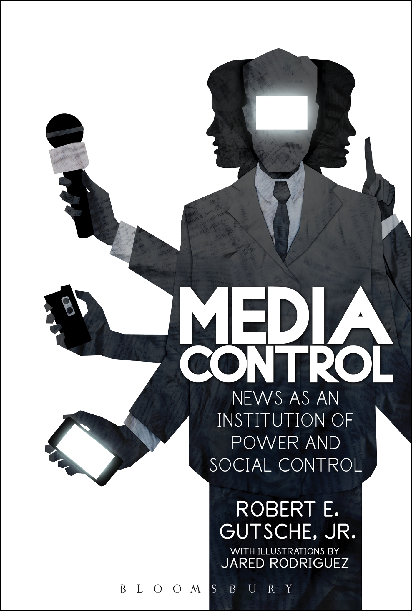 Whoever controls the media also controls