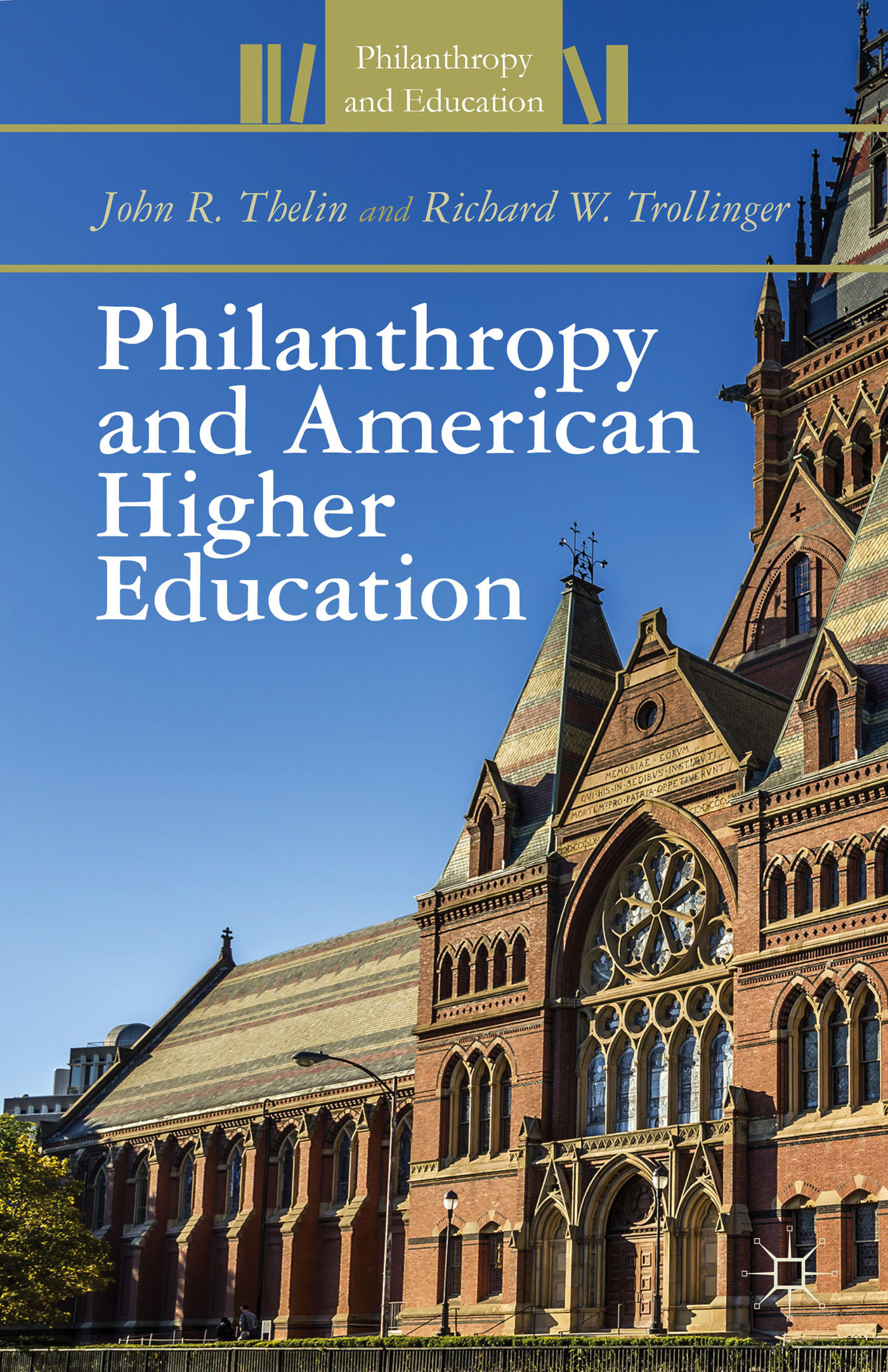 Philanthropy and American higher education in SearchWorks ...